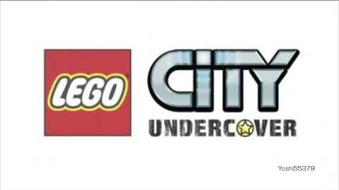 Lego City Undercover OST - Police Station