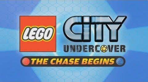 Lego City Undercover The Chase Begins Trailer