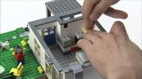"LEGO® Creator ""Hillside House with Furniture"""