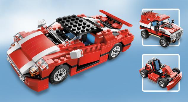 5867 Super Speedster Lego Creator Wiki Fandom Powered By Wikia