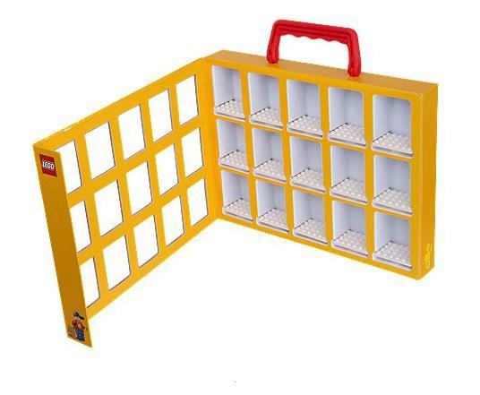 852820 LEGO® Minifigure Collectors Box | LEGO Creator Wiki