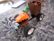 Ice Planet 2010 Mining Vehicle