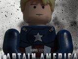 Lego Captain America: The Videogame