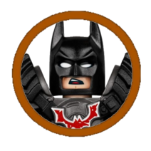 Batman (The LEGO Movie) Character Icon