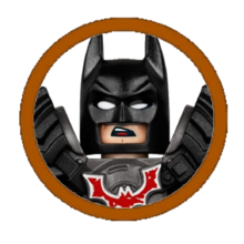 Batman (The LEGO Movie) Character Icon