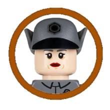 First Order Officer Character Icon