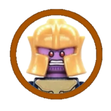Thanos Character Icon