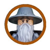 Gandalf the Grey Character Icon