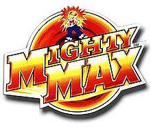 Mighty Max Logo