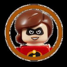Elastigirl Character Icon