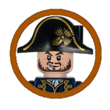 Hector Barbossa Character Icon