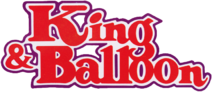 King&Balloon Logo