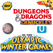 New dungeons dragons knuckles u at the olympic winter games featuring dante from the devil may cry