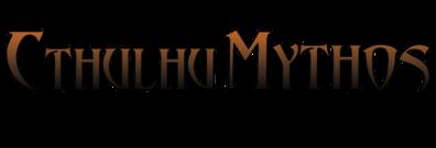 Cthulhu Mythos Logo