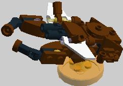 Heavy-Duty Mixium Cannon