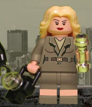 Lego Polly Perkins Figure