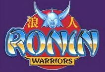 Ronin Warriors Logo