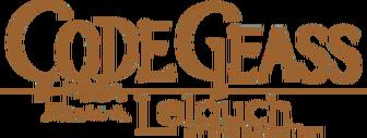Code Geass Logo