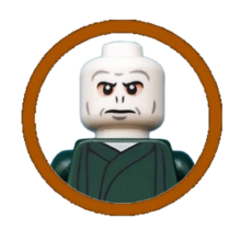 Lord Voldemort Character Icon