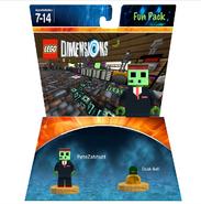 PeteZahHutt Fun Pack