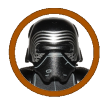 Kylo Ren (Episode VII) Character Icon