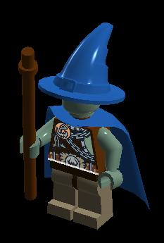 Wizard captain