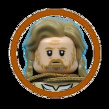 Luke Skywalker Character Icon