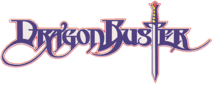 Dragon Buster Logo