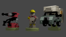 Engineer Level Pack