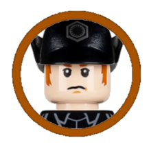 General Hux Character Icon