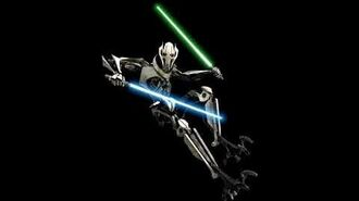 Star Wars Episode III video game - General Grievous voice clips
