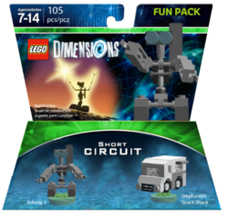 Johnny 5 Fun Pack 2.0