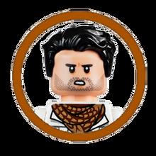 Poe Dameron Character Icon