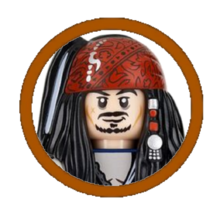 Jack Sparrow Character Icon