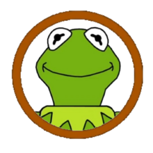 Kermit the Frog Character Icon