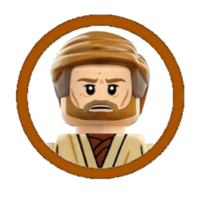 Obi-Wan Kenobi Character Icon