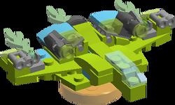 Techo's Shooter Ship