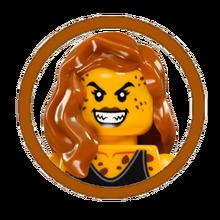 Cheetah Character Icon
