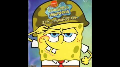 Spongebob- Battle for Bikini Bottom music - Downtown Bikini Bottom