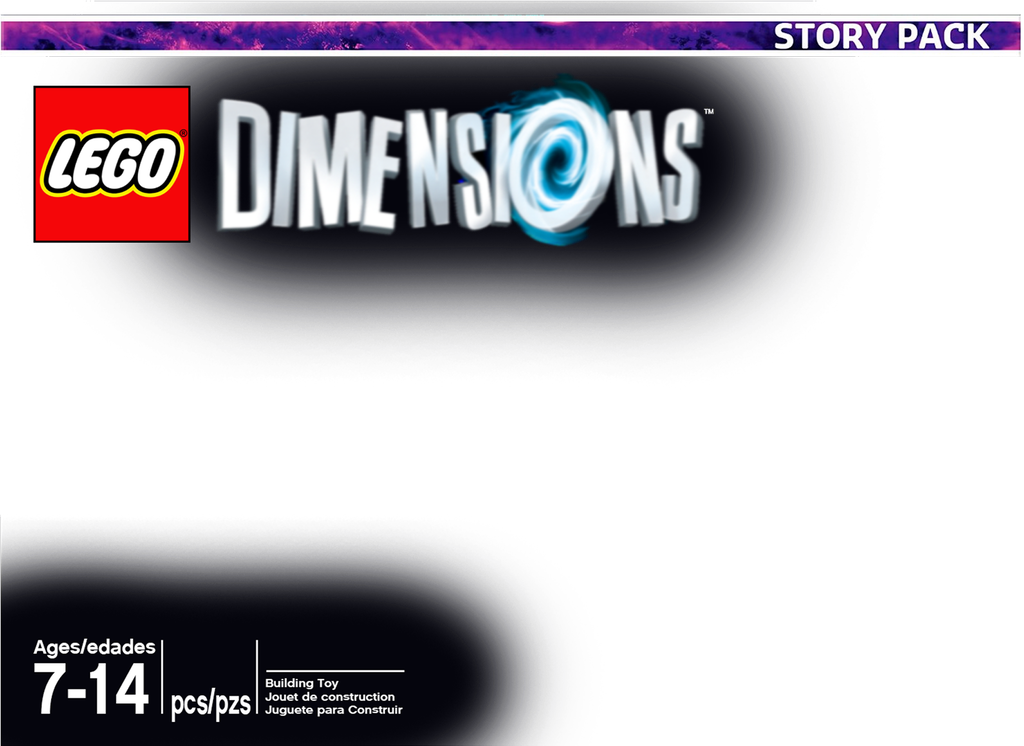 Templates for expansion packs   LEGO Dimensions Customs Community ...