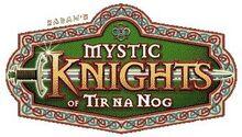 Mystic Knights of Tir Na Nog logo