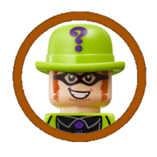 The Riddler Character Icon