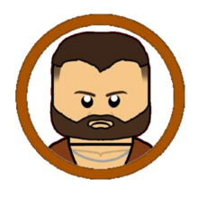 Jon Moxley Character Icon