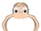 Grotto Crawler (Trigger Happy the Gremlin)