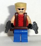 Duke Nukem (Dr Aidan Quinn)