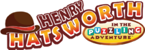 Henry Hatsworth in the Puzzling Adventure Logo