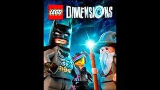 Lego Dimensions Music- Foundation Prime