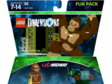 Midway Arcade George Fun Pack (VesperalLight)