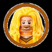 Aquaman Character Icon