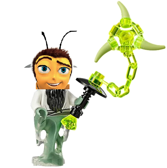 Bee Movie Master Trigger Happy The Gremlin